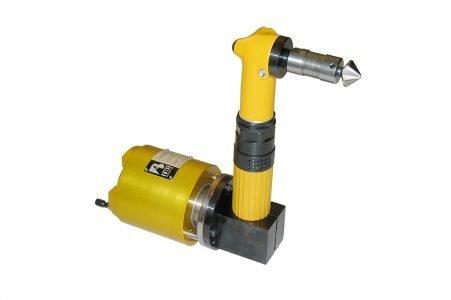 Utensile di svasatura compensato assiale Complianced countersink tool