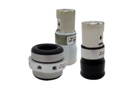 Pinze pneumatiche ad espansione in gomma BLQ_Pneumatic rubber grippers