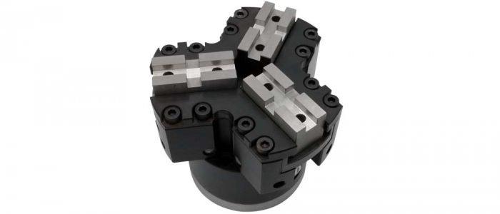 Pinze pneumatiche parallele 3 griffe MOP_3-finger parallel grippers