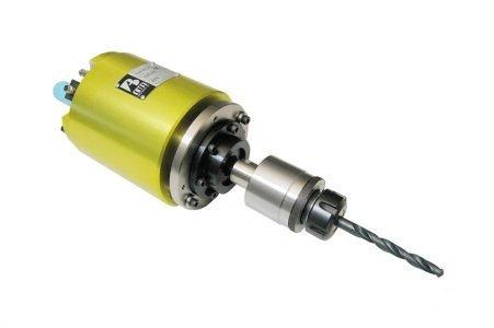 Utensile di sbavatura compensato Complianced deburring tool