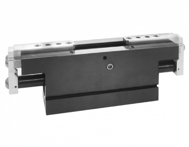 Pinza parallela a 2 griffe con corsa lunga per carichi elevati ed alta accelerazione in ambienti severi_2-Finger parallel gripper with large jaw stroke for massive payloads with high acceleration in harsh environments